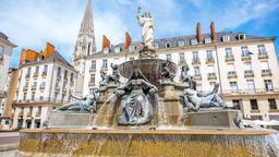 Hotels in Nantes dichtbij Place du Bouffray