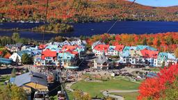 Hotels in Mont-Tremblant dichtbij Skyline Luge Mont-Tremblant
