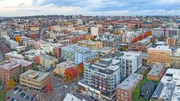 Hotels in Seattle - Capitol Hill