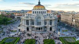 Hotels in Mexico-Stad dichtbij Monumento a Cuauhtémoc