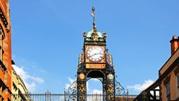 Hotels in Chester dichtbij Eastgate and Eastgate Clock