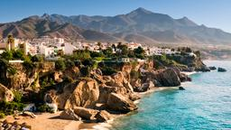 Hotels in Nerja dichtbij Salon Beach