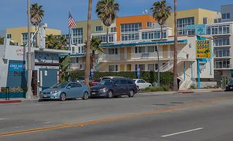 Ocean Lodge Santa Monica Beach Hotel